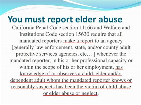 california penal code section ppt elder abuse the pharmacist s role powerpoint