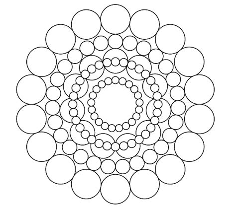 how to make coloring pages from photos how to make your own mandala coloring pages for free