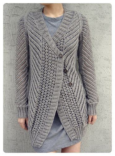 patterns knitting sweaters free oblique cardigan free knitting pattern and more free