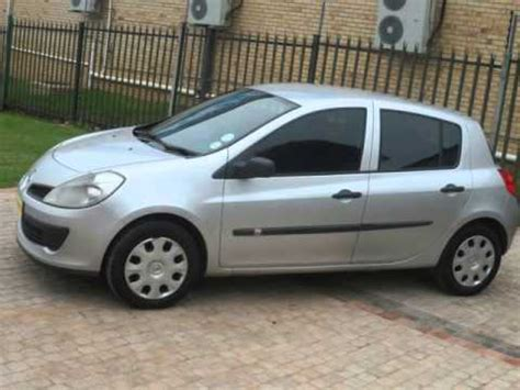renault clio 2007 2007 renault clio iii 1 5 dci expression 5dr auto for sale