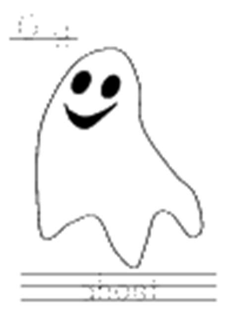 halloween coloring pages dltk ghost crafts for kids