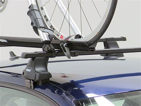 Volkswagen Bike Rack by Volkswagen Jetta Thule Big Roof Mounted Bike Rack
