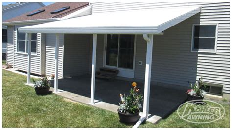 Kohler Awnings by Aluminum Insulated Roof Awnings Kohler Awning