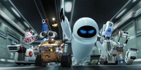 film robot machine wall e the tenacity of life let there be movies