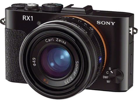 sony frame mirrorless sony frame mirrorless rx1 images leak and it looks