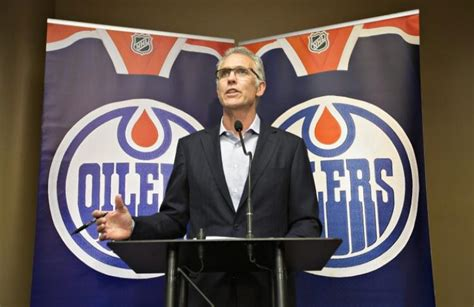 S Mba Edmonton by Oilers Go High Tech To Coach Krueger Ny Daily News