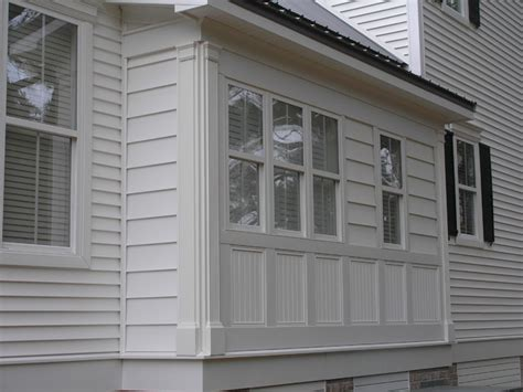 Exterior Wainscot by Vinyl Siding Exterior Other Metro By Clark S