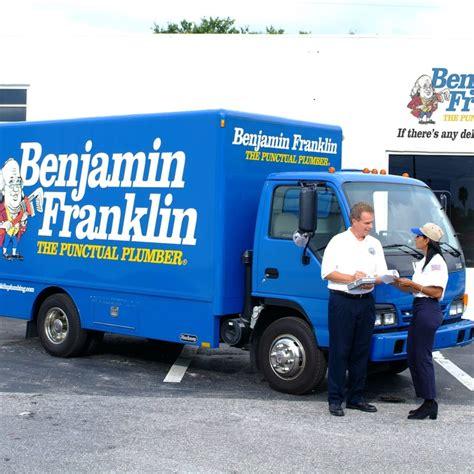 benjamin franklin plumbing 30 avalia 231 245 es encanadores