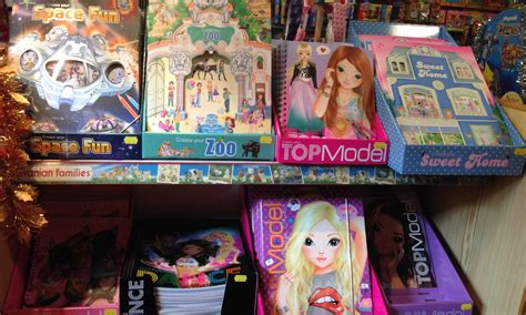 #Depesche and Top Model   Silly Billy's Toy Shop Blog