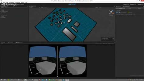 tutorial unity cardboard setting up google cardboard unity sdk and unity navigation