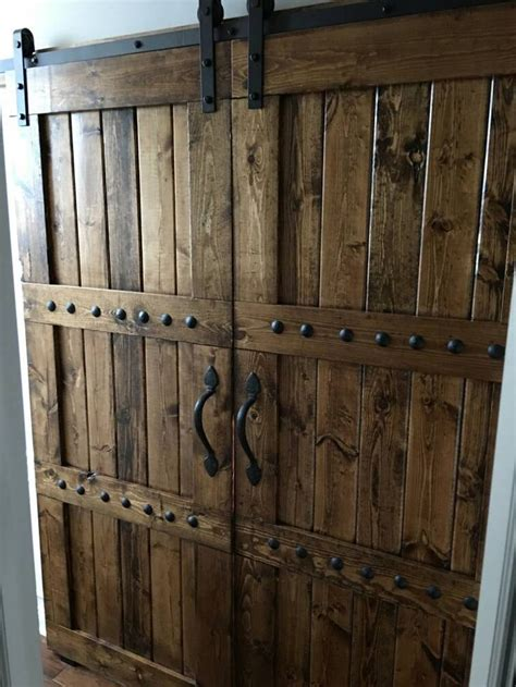 Rustic Barn Doors The 25 Best Rustic Barn Doors Ideas On