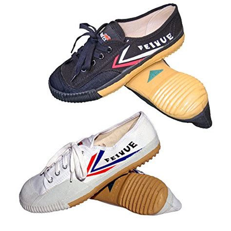 tiger claw feiyue martial arts shoes white black