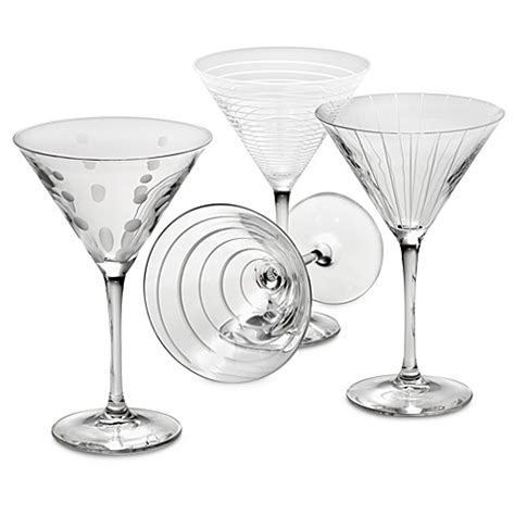 martini glasses cheers mikasa 174 cheers 10 oz martini glasses set of 4 bed