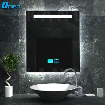 bathroom mirror with radio touch screen bathroom mirror radio buy bathroom mirror