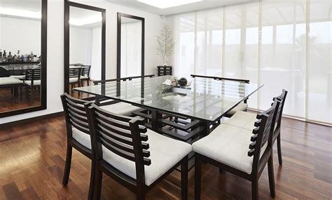 mesas de comedor modernas mesas de comedor modernas imujer
