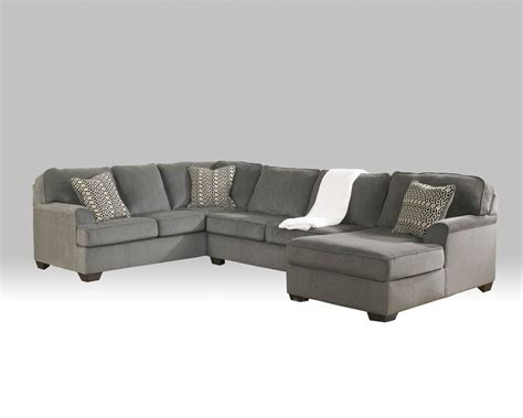 3 sectional sofa loric smoke 3 sectional sofa for 790 00 furnitureusa