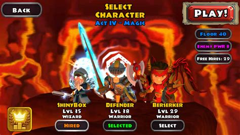mod apk game android rpg dungeon quest v3 0 3 1 android apk hack mod download