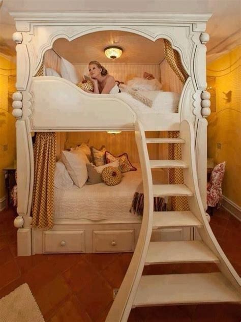 really cool bunk beds princess bunk beds really cool beds pinterest