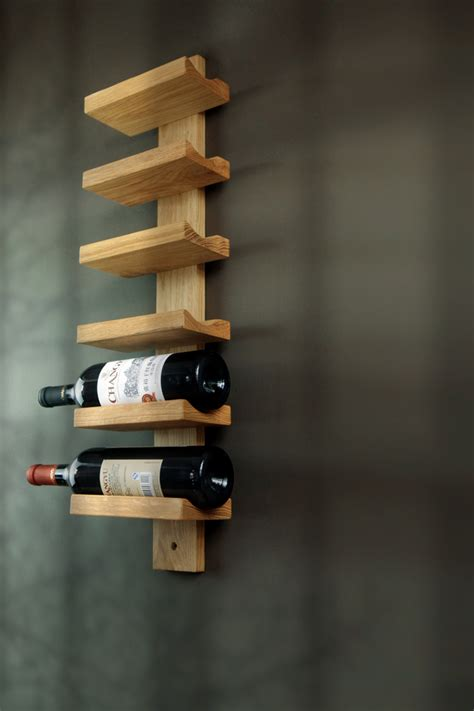 Wall Mount Wine Rack by American Modern Wine Rack Creative Wrought Iron Wood