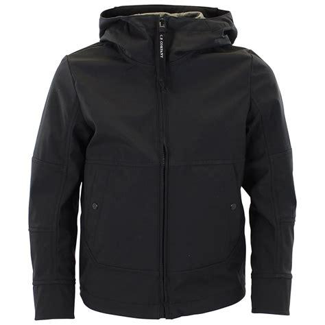Cp Jaket Boy Black cp company jacket black boys from designer childrenswear uk