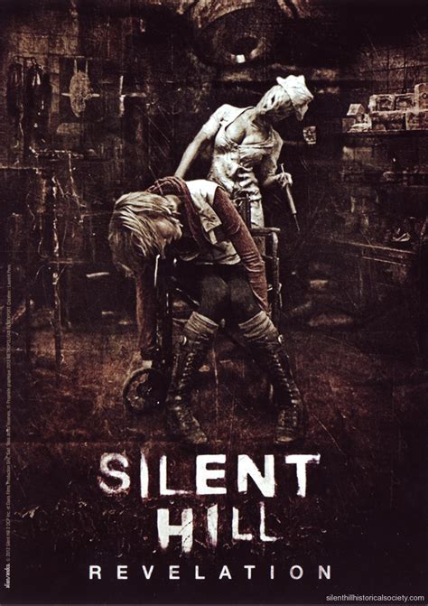 Silent Hill 2006 Full Movie Silent Hill Revelation 3d Review By Cochise