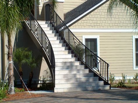 Aluminum Railings For Stairs Stair Rails