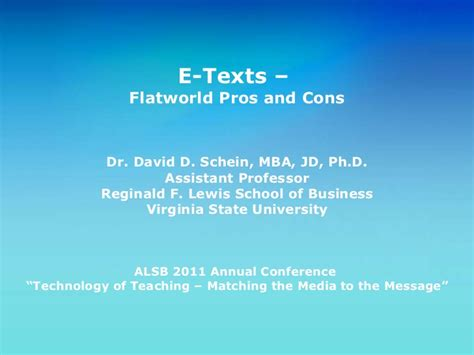 Pros And Cons Of Mba by E Texts Flatworld Pros And Cons