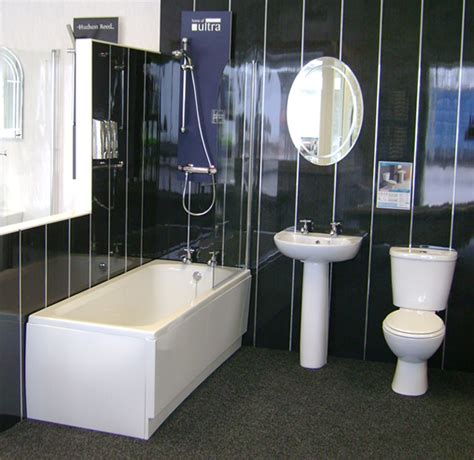 pvc bathrooms discount pvc cladding for bathrooms in black pearl
