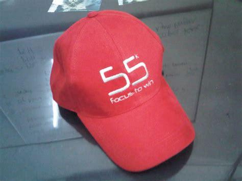 Topi Bordir jual topi bordir 1 sisi perlengkapan security