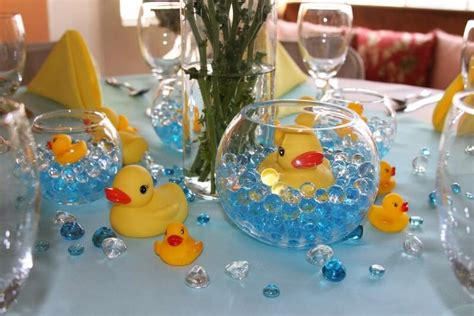 Duck Themed Baby Shower For by Rubber Ducky Baby Shower Ideas Cake And Baby