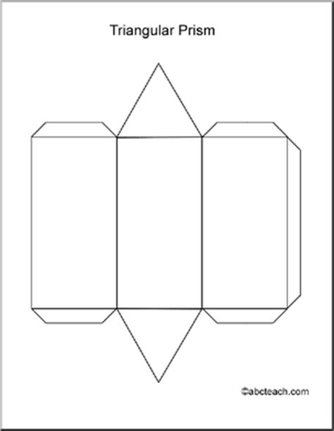 How To Make 3 Dimensional Shapes With Paper - 10 best photos of 3 dimensional shapes cut out geometry
