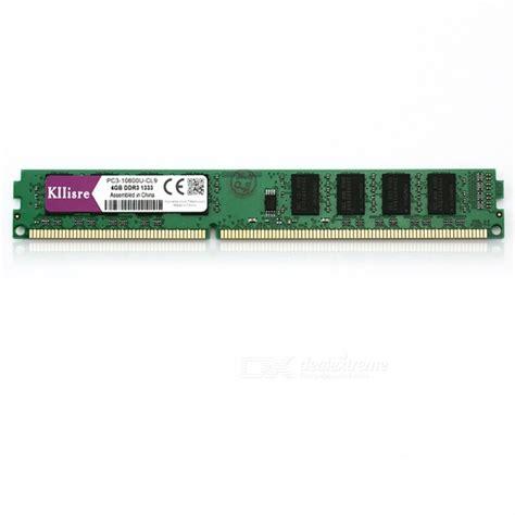 4gb ddr3 ram cost ddr3 4gb 1333mhz desktop ram memory 240pin 1 5v for intel
