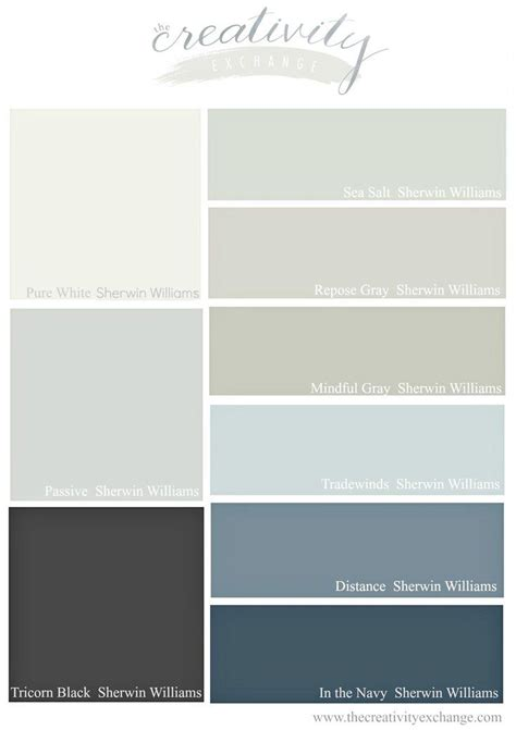 sherwin williams grey paint colors  popul bathroom