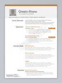 best cv template top 10 free resume templates for web designers