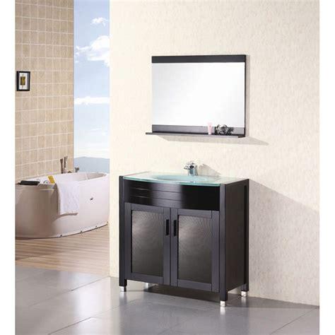 design element bathroom vanities design element 36 single bathroom vanity pkgny com