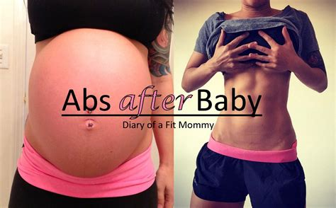 post c section abs diary of a fit mommythe abs after baby workout program