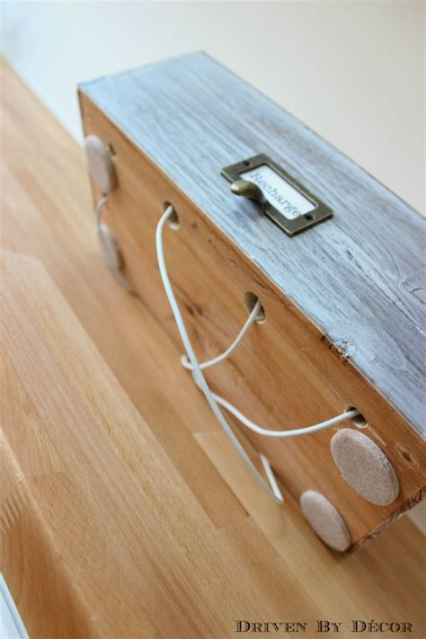 Driven By Decor Family Charging Station Office Inspiration On Pinterest Desks File Cabinet Desk