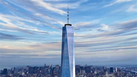 Observation Deck Freedom Tower by Observation Deck At Wtc S Freedom Tower Opens May 29