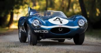 jaguar which conquered le mans 60 years ago set to become