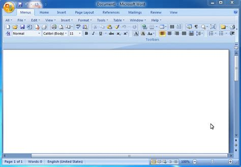 word 2007 view modes document view 171 editing 171 microsoft image gallery microsoft word 2007