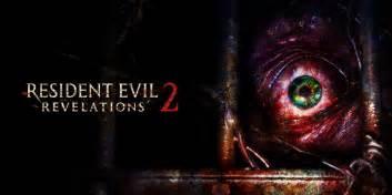 Resident Evil Revelations 2 resident evil revelations 2 nintendo switch
