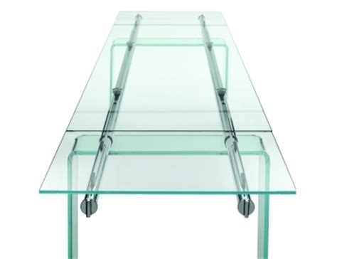 ovvio tavoli tavoli allungabili modelli in cristallo e in legno