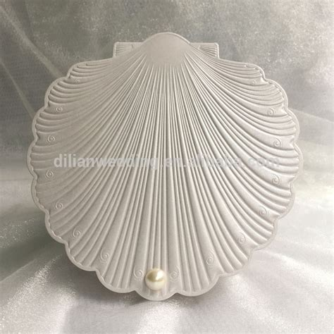 Buy Shell Gift Card Online - elegant shell shape greeting card wedding greeting cards buy greeting card wedding