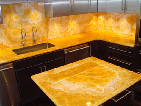 onyx countertops granite backsplash absolute plus kitchen
