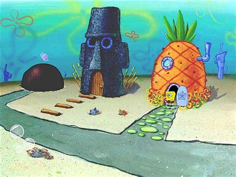 spongebob house tiny pineapple gallery