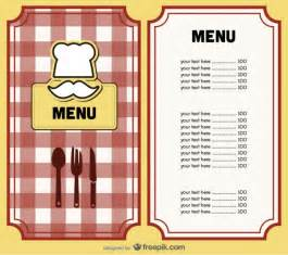 menu with pictures template 8 menu templates excel pdf formats
