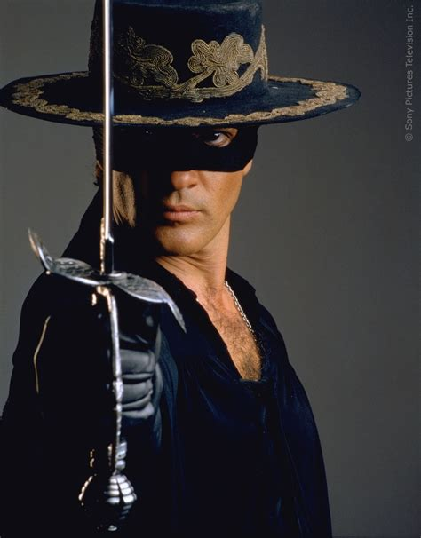 el zorro quotes from zorro antonio banderas quotesgram