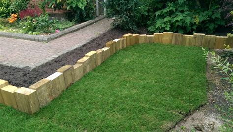 Garden Sleeper by Garden Sleepers Rochdale Pride Home Services