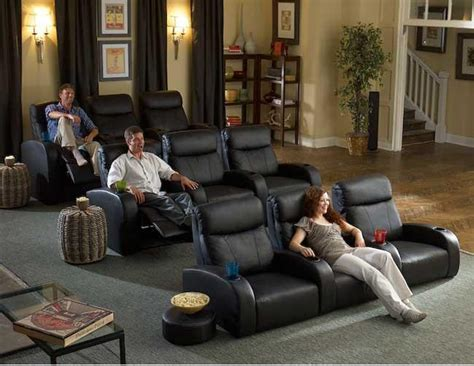 home theater seating  excellent design  fine