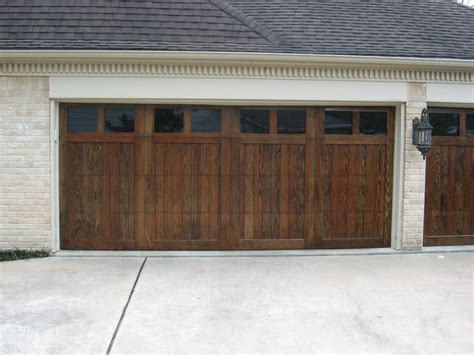Overhead Door Conroe Tx Custom Wood Doors Overhead Door Company Of Conroe